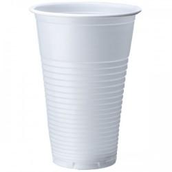 Pet čaša bijela