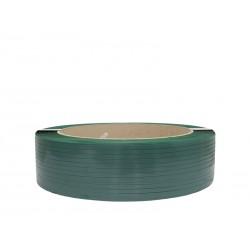PET TRAKA ZA VEZANJE, 12x0,65mm, 2000mm, ø405mm, zelena